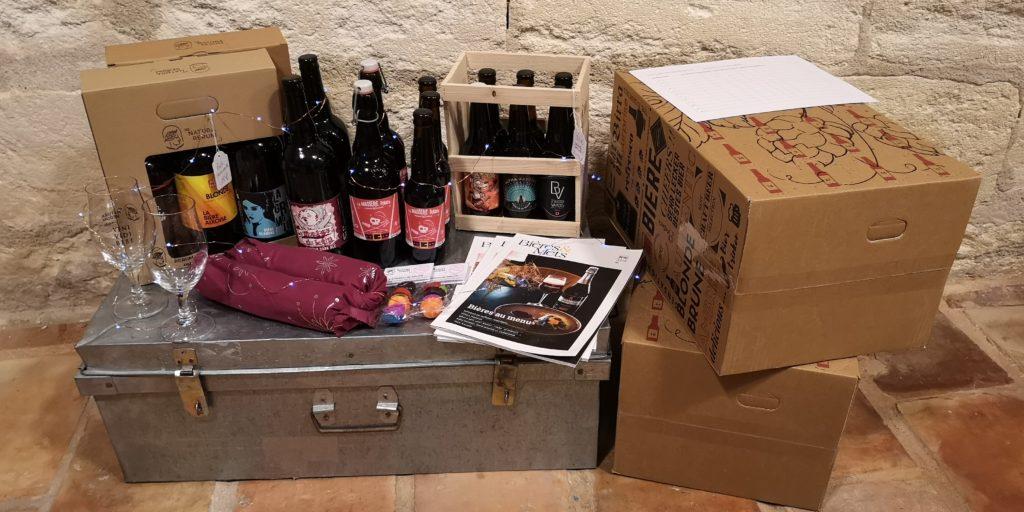 Offrez des bières provençales à Noël