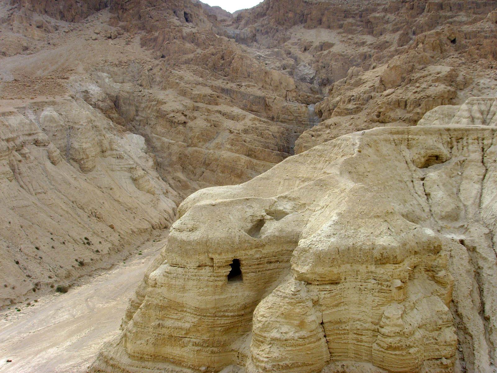Les manuscrits de la mer Morte et Qumran - Arles 12 octobre 2019