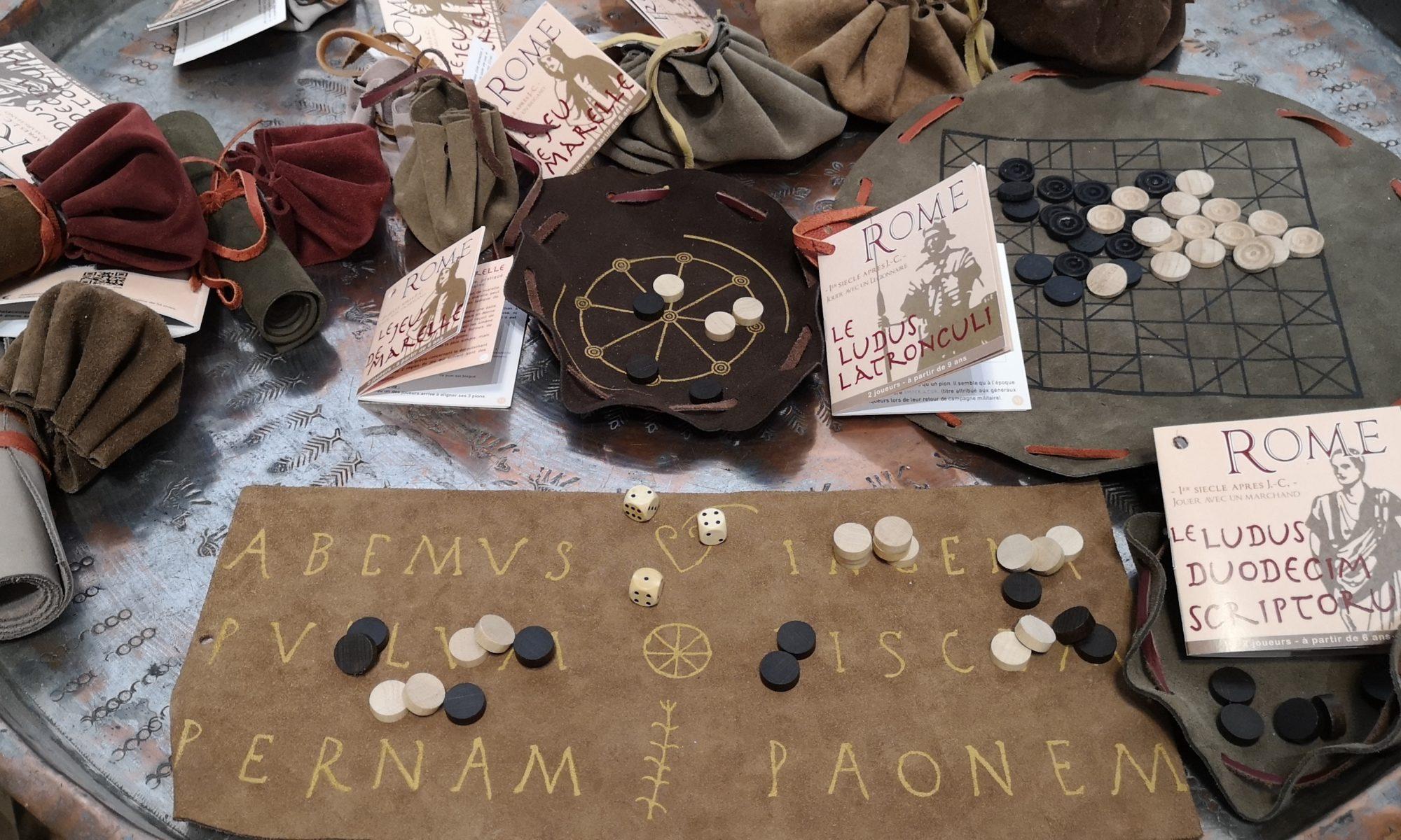 Jeux romains DNR