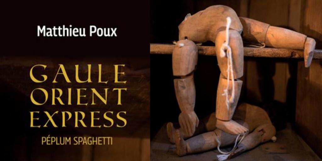 Gaule Orient Express De natura rerum 8 mars 2020