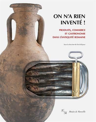 On n'a rien inventé. Sous la direction de David Djaoui, disponible à Arles chez De natura rerum.