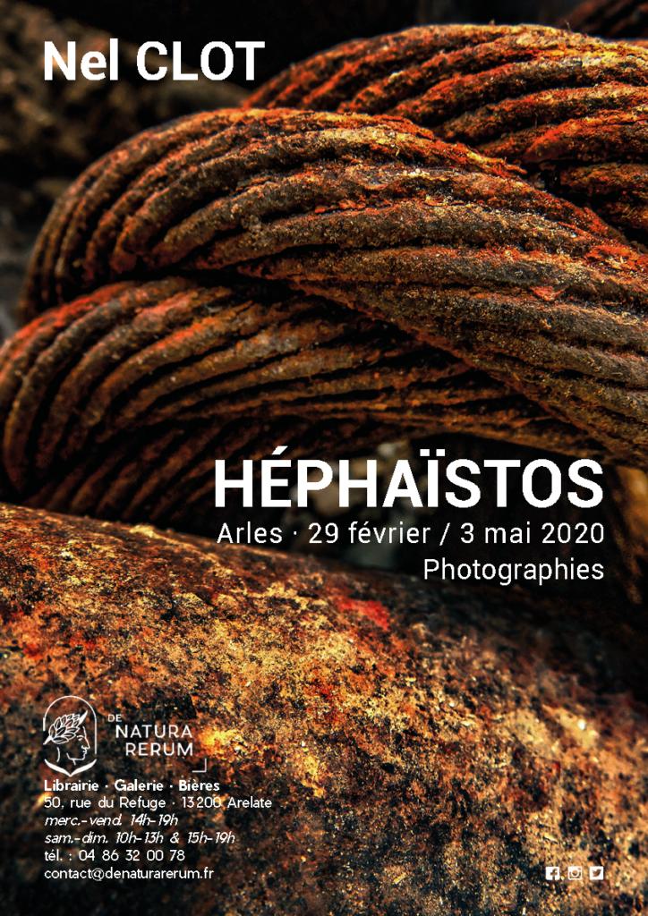 DNR Hephaistos Nel Clot mars-avril 2020 Arles