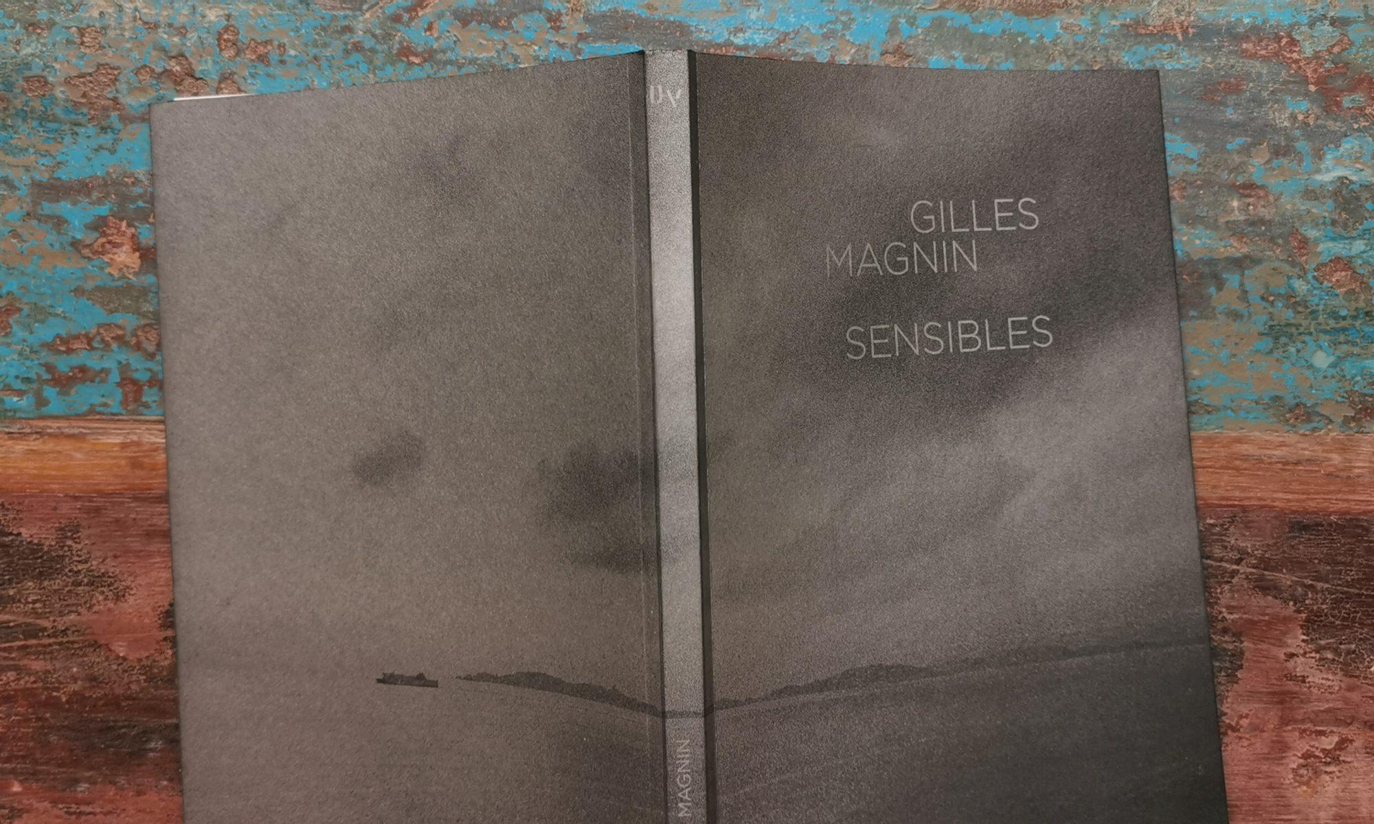 Gilles Magnin, Sensibles, genèse d'un livre de photos