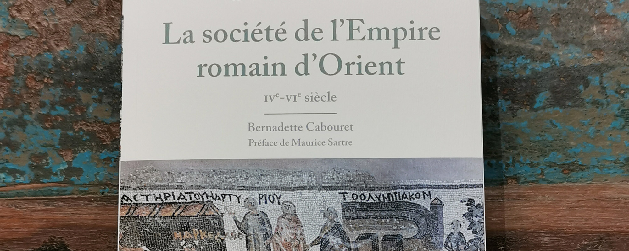 La société de l'Empire romain d'Orient
